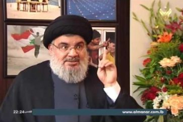 Sayyed Nasrallah interview with al-Manar (August 19, 2016)