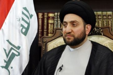 Head of Islamic Supreme Council of Iraq, Sayyed Ammar al-Hakim