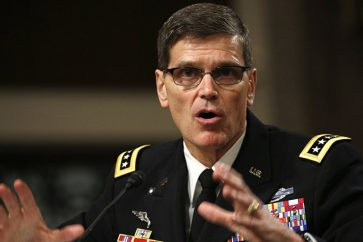 Armed Services Committee, General Joe Votel