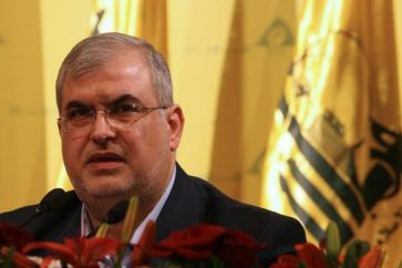 Head of Loyalty to Resistance Parliamentary bloc, MP Mohammad Raad