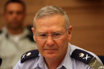 Former Israeli Military Intelligence chief Amos Yadlin