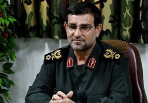 Head of the navy of Iran's Revolutionary Guards, Rear Admiral Alireza Tangsiri
