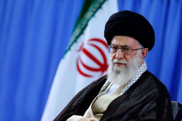 Leader of the Islamic Revolution in Iran, Imam Sayyed Ali Khamenei