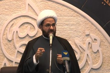 Deputy Chief of Hezbollah Executive Council Sheikh Ali Daamoush