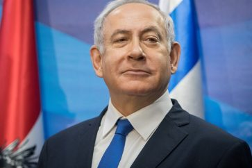 Israeli Prime Minister Benjamin Netanyahu (photo from archive)